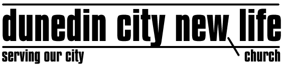 Dunedin City New Life Church logo
